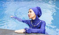 نايكي تطلق ملابس سباحة تغطي الجسم كاملاً مع قطع إضافية
