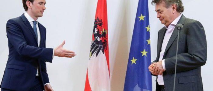 اتفاق غير مسبوق في النمسا بين المحافظين والخضر لتشكيل ائتلاف حكومي