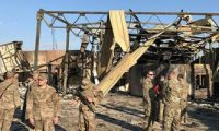 البنتاجون: نقل عناصر أمريكية إلى خارج العراق للعلاج بعد هجوم إيران