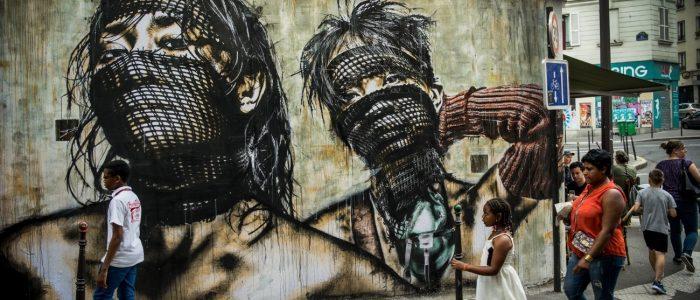 فن الجرافيتي Graffiti من التعبير الشارعي إلى التصنيف التشكيلي
