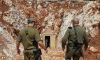 إسرائيل تبدأ تأسيس شبكة مجسات لكشف الأنفاق على الحدود مع لبنان