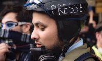 إطلاق سراح صحافي جزائري- فرنسي كشف حضور ماكرون مسرحية في باريس