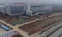 افتتاح أول مشفى صيني لعلاج فيروس كورونا