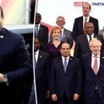 """الرئيس السيسى يلتقى جونسون بـ""""داوننج ستريت"""" والأمير وليام بقصر باكنجهام"""