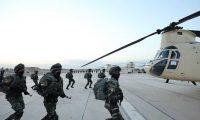 السيسي يفتتح قاعدة «برنيس» العسكرية الأكبر بمنطقة البحر الأحمر