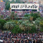 هل يتحول المحتجون العراقيون ضحيةً لـ«صراع الثيران» الأمريكي الإيراني في بلادهم؟