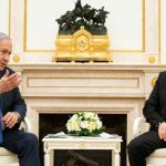 نتنياهو يلتقي بوتين في موسكو لعرض خطة السلام في الشرق الأوسط