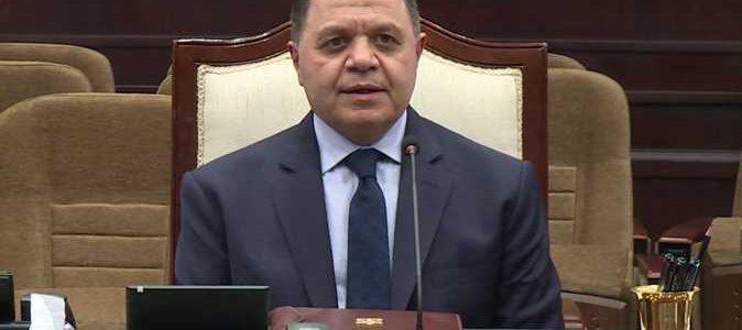 وزير الداخلية يقرر إبعاد «محمد تقي» خارج البلاد