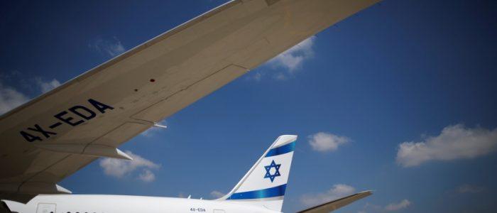 لأول مرة.. طائرة إسرائيلية تعبر أجواء السودان بعد لقاء نتنياهو والبرهان