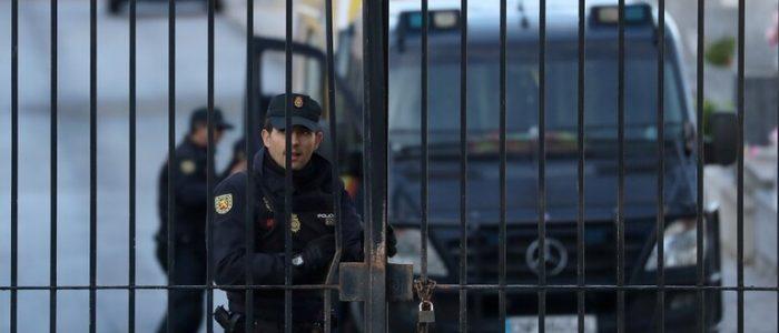 """إخلاء مقر """"أمازون"""" في مدريد بعد تهديد بوجود قنبلة"""