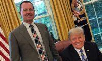 ترامب يعين سفير بلاده لدى ألمانيا مديرا للاستخبارات الوطنية بالإنابة