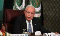 الخارجية الفلسطينية تطالب بفرض عقوبات دولية على إسرائيل