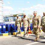 القوات المسلحة توفر المطهرات والسلع للمواطنين لمنع الممارسات الاحتكارية