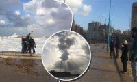 أمطار غزيرة ورعدية بالوجه البحرى اليوم تمتد للقاهرة والعظمى بالعاصمة 29 درجة