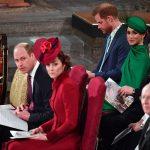 بريطانيون يتهمون الأمير وليام بتجاهل هاري وميجان في آخر لقاء ملكي