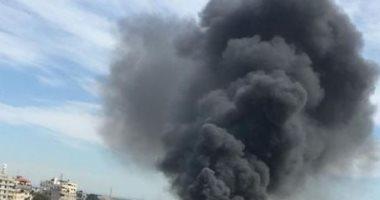 السيطرة على حريق بمصنع للبتروكيماويات فى عبدان بإيران