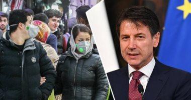 رئيس حكومة إيطاليا: نقاتل عدوا خفيا يدخل إلى منازلنا ويقسم عائلاتنا