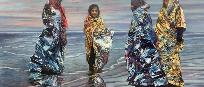 التشكيلي الأمريكي دايفيد كيسلير David kessler .. المفهوم البصري وترويض الخامة انعكاس جمالي مختلف للإبداع