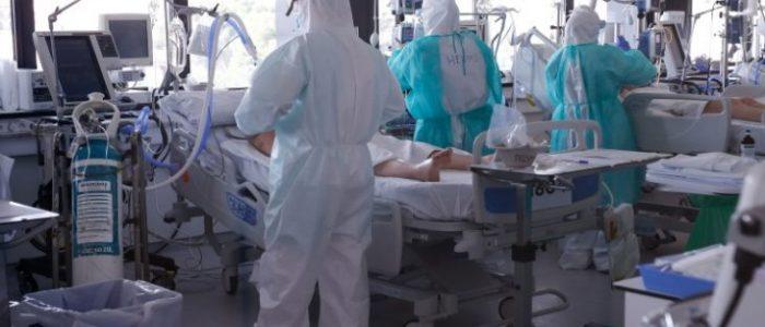 مدينة نيويورك تعلن وفاة أكثر من 18 ألف حالة مؤكدة نتيجة الإصابة بكورونا