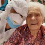 إيطالية عمرها 104 عام تتعافي من كورونا