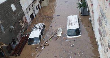 مواقع يمنية: وفاة 15 شخصا جراء السيول الشديدة فى عدن