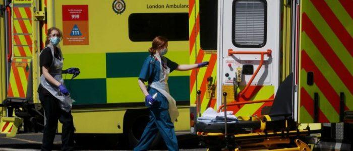 فاينانشال تايمز: وفيات كورونا بالمملكة المتحدة نحو 41 ألفا