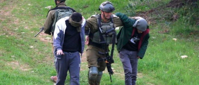 إسرائيل اعتقلت 357 فلسطينياً في مارس