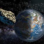 كويكب بنصف حجم جبل إفرست يقترب من الأرض الأربعاء