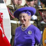 ملكة الدنمارك تحتفل بعيد ميلادها الثمانين