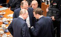لوفيجارو: هل يغير التدخل الروسي المتزايد في ليبيا موقف باريس؟