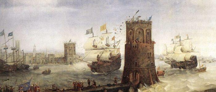 الحملة الصليبية الخامسة.. عندما أنقذ فيضان النيل العالم الإسلامي