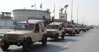 القوات المسلحة: مقتل 126 تكفيريا وتنفيذ 22 مداهمة و16 عملية
