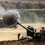 جيش الاحتلال الإسرائيلي يقصف أهدافاً للمقاومة في قطاع غزة