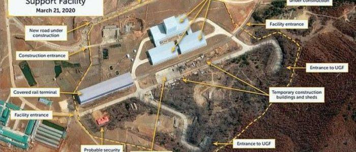 كوريا الشمالية تشيد منشأة صاروخية رغم أزمة الكورونا