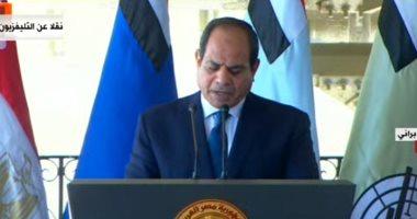 الرئيس السيسى يتوجه إلى عمان للمشاركة بالقمة الثالثة بين مصر والأردن والعراق