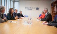 غادة والى تشكر ألمانيا لزيادة دعمها لمكتب الأمم المتحدة للجريمة والمخدرات