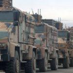 سوريا: النظام التركى ومرتزقته يجددون العدوان على ريف الحسكة