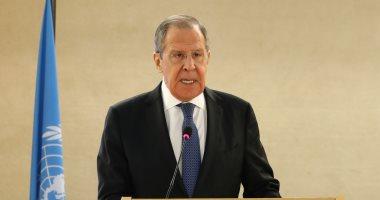 """روسيا تعلن دعمها لإيران.. ولافروف: سنتصدى للسلوكيات """"المناهضة لطهران"""""""