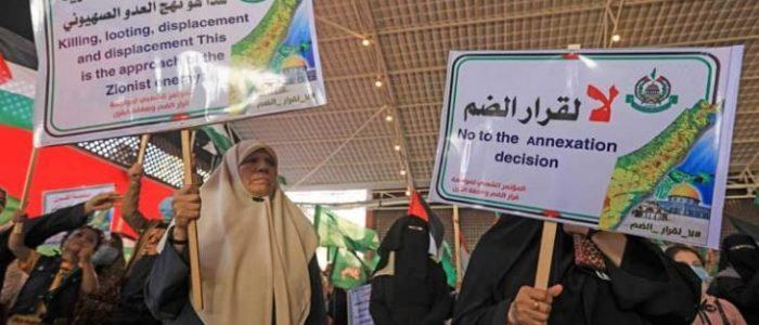 """الفلسطينيون يطلقون أولى فعاليات """"المقاومة الشعبية"""" لإسقاط مخطط الضم الاثنين المقبل في الأغوار"""