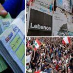 بنوك لبنان ترفع سعر السحب من الحسابات الدولارية إلى 3850 ليرة للدولار