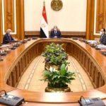 مجلس الأمن القومى برئاسة السيسى: دعوة أثيوبيا للتفاوض حول سد النهضة جاءت متأخرة