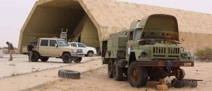 مصدر تركي: أنقرة تجري محادثات لاستخدام قاعدتين عسكريتين في ليبيا