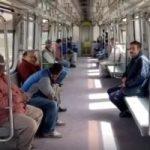 النقل: طبقنا إجراءات الوقاية من كورونا خلال استقلال مليون راكب للمترو أمس