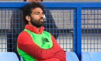 """إيفرتون ضد ليفربول.. شوط أول باهت بين الفريقين تحت أنظار محمد صلاح """"صور"""""""