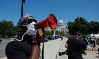 """""""حراك"""" السود يمتد للعالم.. متظاهرون في فرنسا وبريطانيا وهولندا وكينيا ضد التمييز العنصري"""