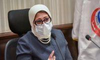 وزيرة الصحة: 1.2 مليار جنيه تبرعات من البنك المركزى لمواجهة أزمة كورونا