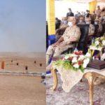 حسم 2020.. أحدث مناورة للجيش المصرى على الحدود الغربية