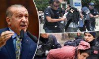 أردوغان فوض هيئة الرقابة التلفزيونية لإغلاق وسائل الإعلام المعارضة