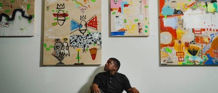 تصورات جمالية وانطباعات فنية معاصرة يقدمها الأمريكي Rolin Pettway