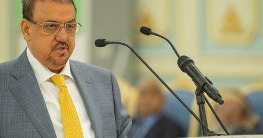 رئيس مجلس النواب اليمنى يشيد بجهود الولايات المتحدة فى دعم الشعب اليمنى